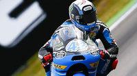 Alex Rins domina los mojados FP3 de Moto3 en Holanda