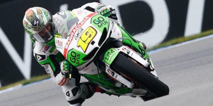 Bautista líder de los intrascendentes FP3 MotoGP en Assen
