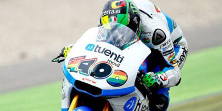 Pol Espargaró avisa en Holanda en los FP3 de Moto2