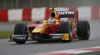 Fabio Leimer lidera los libres de GP2 en Silverstone