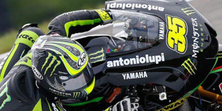 Cal Crutchlow en Assen suma su primera pole en MotoGP