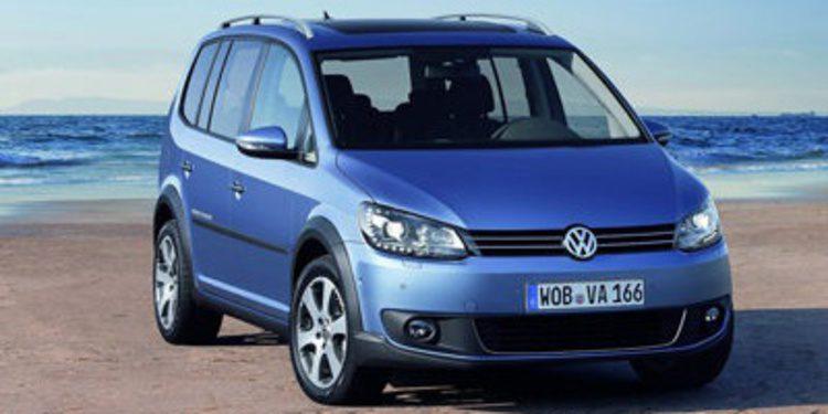 La Volkswagen Touran recibe un nuevo motor gasolina