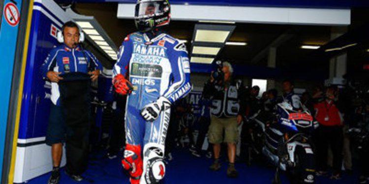 Jorge Lorenzo apto para disputar la carrera de Assen