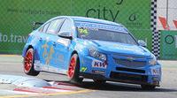 Pepe Oriola brilla en su estreno con el Chevrolet