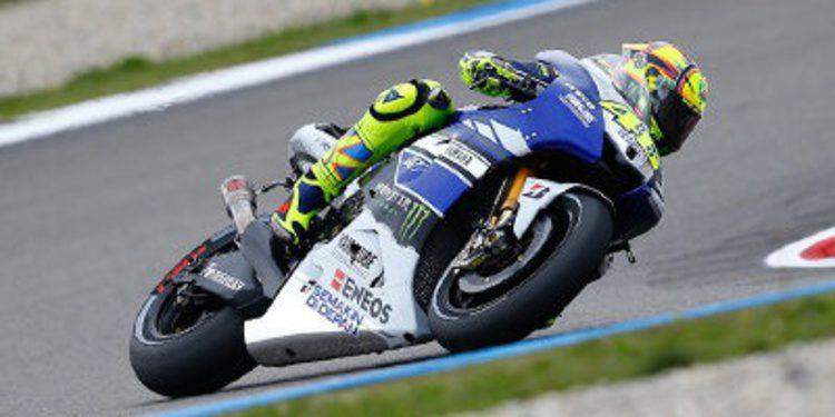 Valentino Rossi gana el GP de Holanda de MotoGP en Assen