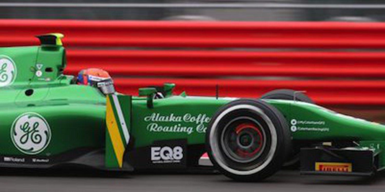 Rossi y Leimer pierden 10 posiciones para el domingo