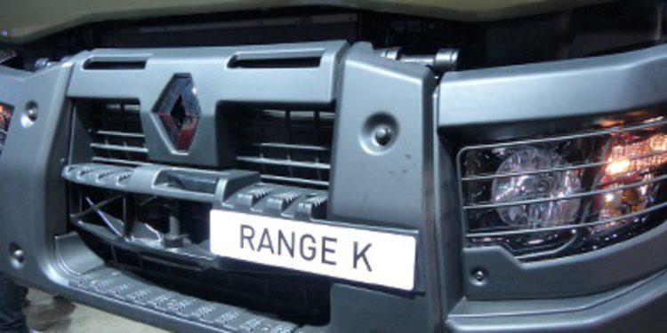 Renault Trucks C y K, revolución en la construcción