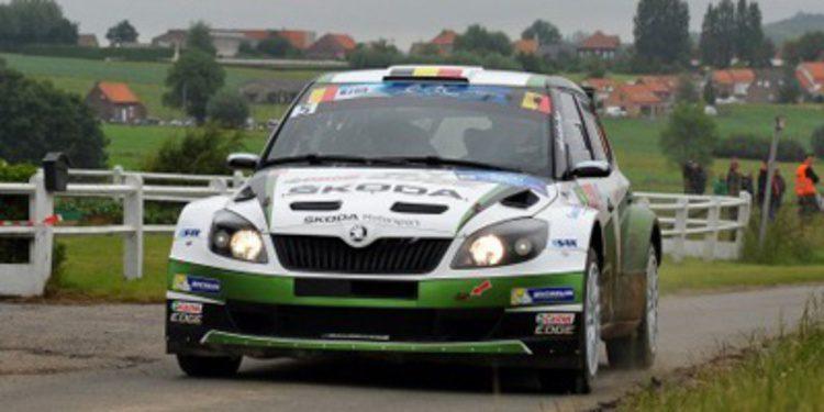 Así está el ERC 2013 tras el Ypres Rally