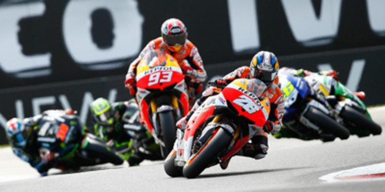 Así está Mundial de Motociclismo 2013 tras el GP de Holanda