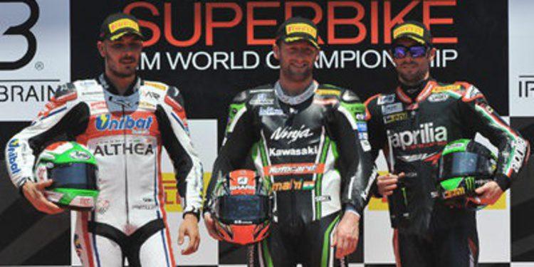 Así está el Mundial de Superbikes 2013 tras Imola