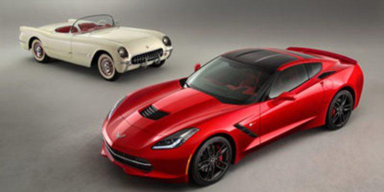 El Chevrolet Corvette y el Volvo Duett de cumpleaños