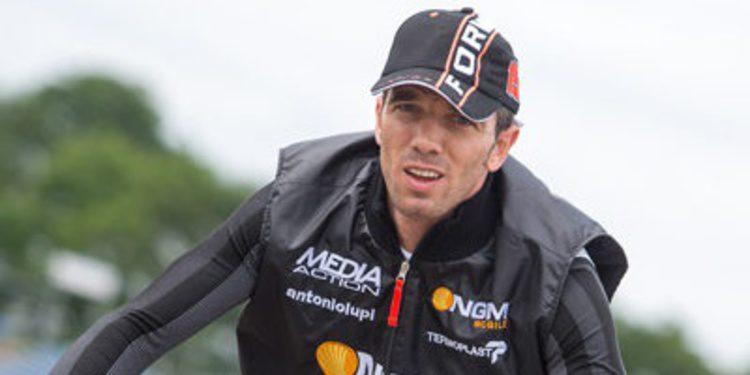 Alex de Angelis por Ben Spies para Laguna Seca en MotoGP