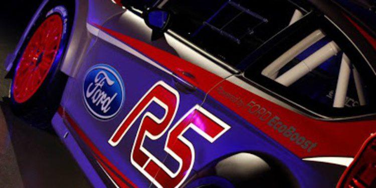 El Ford Fiesta R5 tendrá 5 unidades en Finlandia