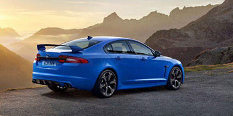 Ya a la venta el Jaguar XFR-S