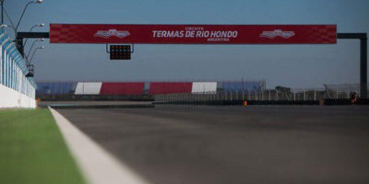 El test de MotoGP en Argentina calienta motores