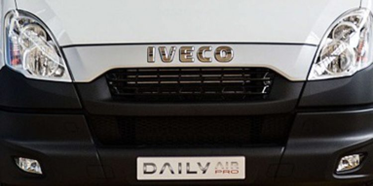 Valladolid trabaja a destajo en la Iveco Daily