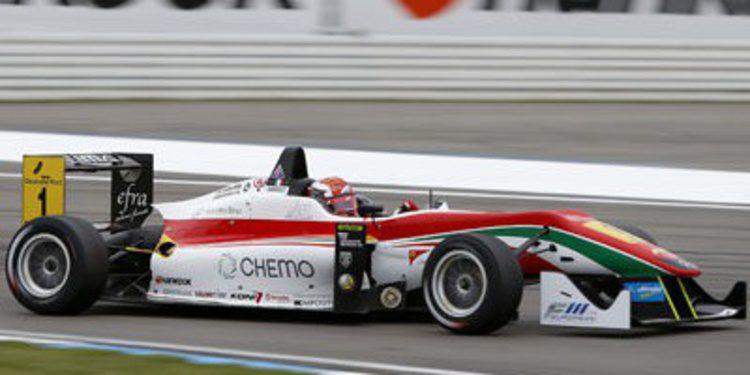 Raffaele Marciello domina el FIA F3 2013 en su ecuador
