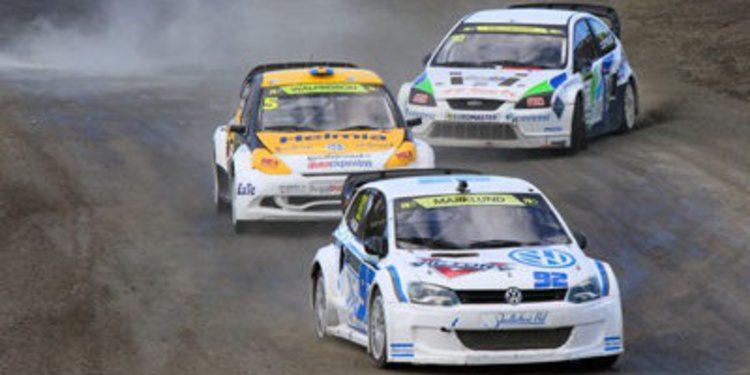 El European Rallycross prosigue su marcha en Suecia