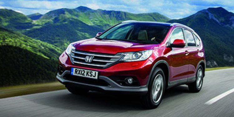 Interesante oferta para el nuevo Honda CR-V