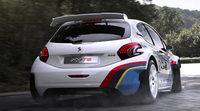 Peugeot 208 T16 en mitad del desarrollo y hasta 2014