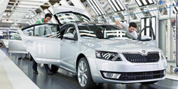 Skoda fabricará el Octavia en Ucrania y Kazajistán