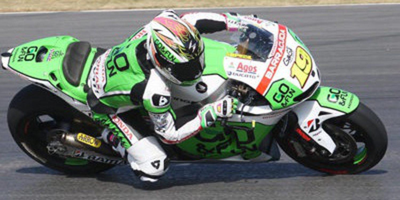 Álvaro Bautista cierra el test MotoGP en Argentina arriba