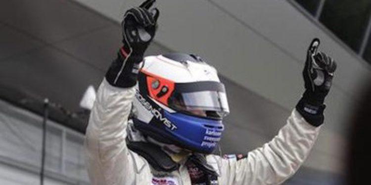 Felix Rosenqvist gana su segundo Master F3 en Zandvoort