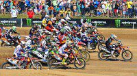 MXGP Letonia: Antonio Cairoli vence en Kegums en MX1