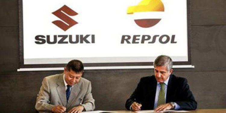 Repsol y Suzuki juntos en la promoción del GLP