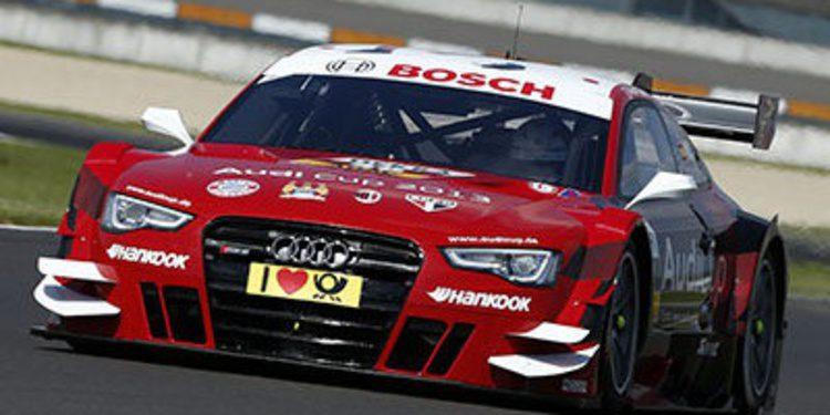 Audi y Miguel Molina preparados ante Norisring