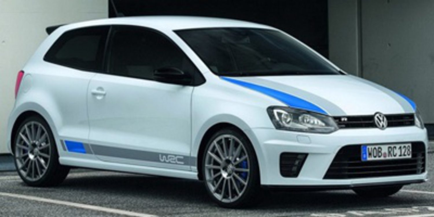 volkswagen polo r wrc la versi n de calle motor y racing. Black Bedroom Furniture Sets. Home Design Ideas