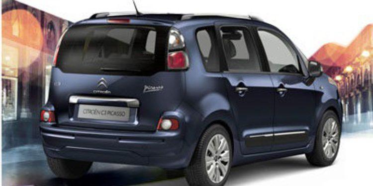 El nuevo Citroën C3 Picasso se quedará en Zaragoza