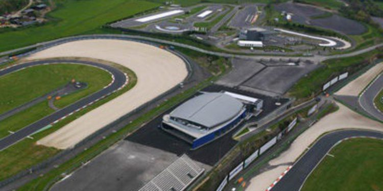 Vallelunga entra al calendario del FIA F3 European 2013