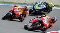Pedrosa y Márquez quieren repetir en Sachsenring
