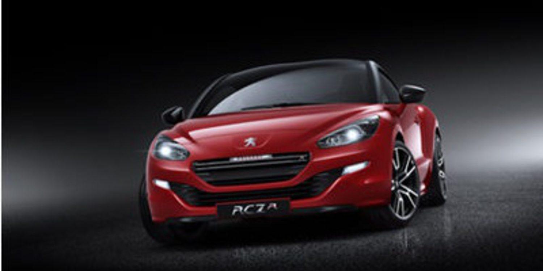 Peugeot nos enseña su nuevo RCZ R