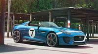 Jaguar presenta el F-Type Project 7 Concept