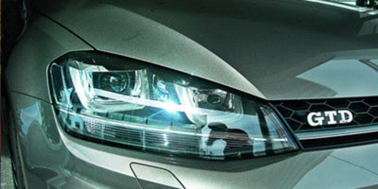 Toma de contacto: Toqueteamos el nuevo Volkswagen Golf GTD