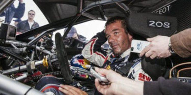 ¿Loeb en Nordschleife con el Peugeot 208 T16 Pikes Peak?