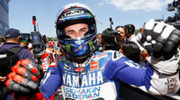 Yamaha y Jorge Lorenzo a minimizar daños en Alemania