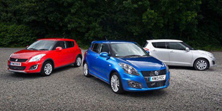 Suzuki retoca ligeramente el Swift