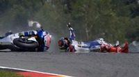 Jorge Lorenzo agrava su lesión de clavícula en Sachsenring