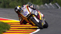 Scott Redding responde en los FP2 Moto2 de Alemania
