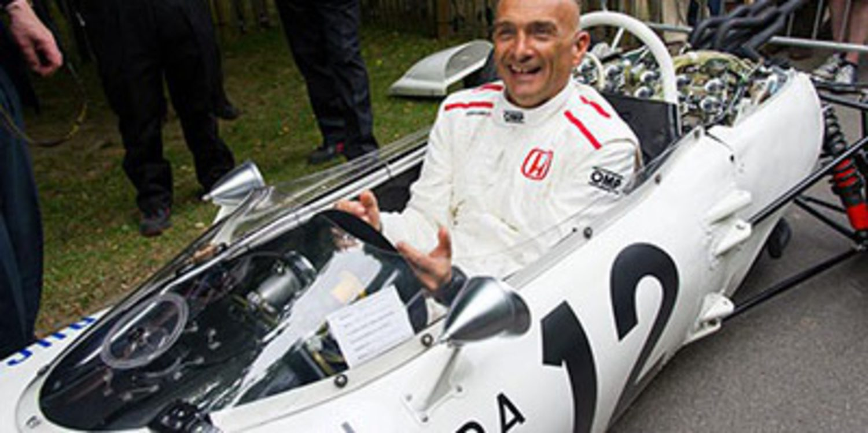 Tarquini vuelve a ponerse a los mandos de un F1