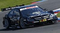 Spengler es el más rápido en los libres DTM en Norisring