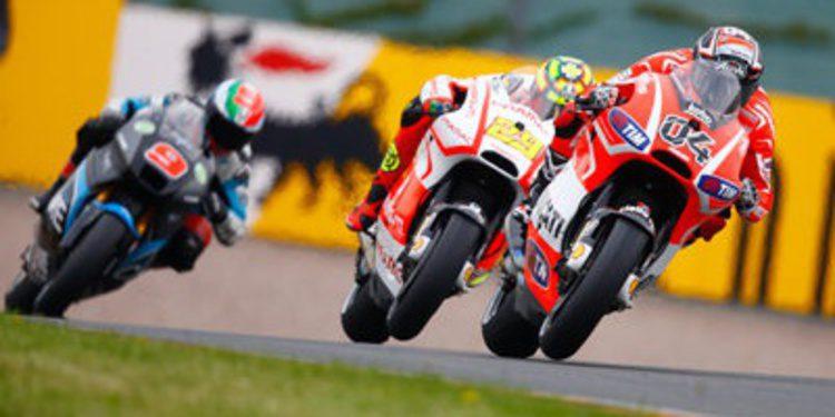 La Q2 de MotoGP en Sachsenring en palabras