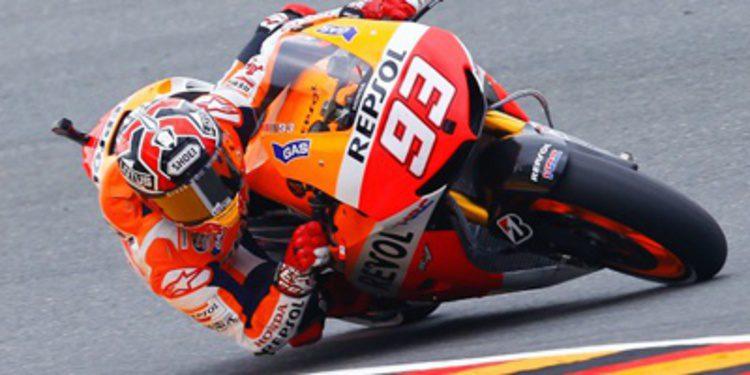 Marc Márquez vence en Sachsenring y es líder de MotoGP