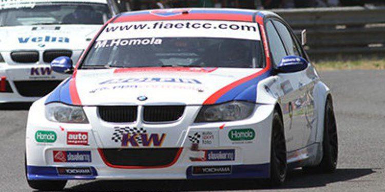 Jordi Oriola, sin suerte en la 2ª carrera en Enna Pergusa