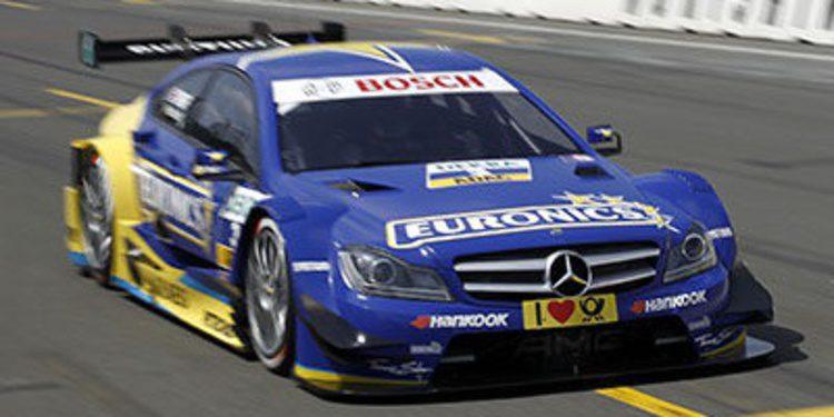 Rockenfeller y BMW lideran la clasificación del DTM tras Norisring