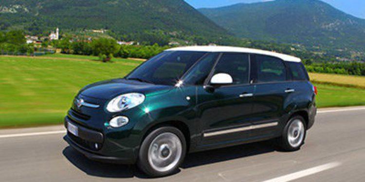 Living y Trekking, los nuevos sabores del Fiat 500L