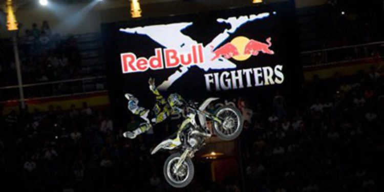 El Red Bull X-Fighters llega a Las Ventas, en Madrid